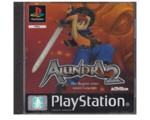 Alundra 2 u. manual (tysk) (PS1)