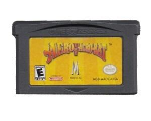 Aero the Acro-bat (GBA)