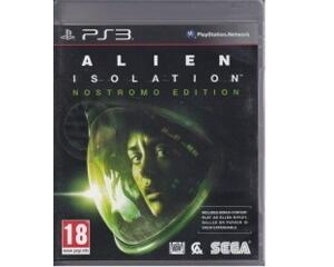 Alien Isolation : Nostromo Edition (PS3)