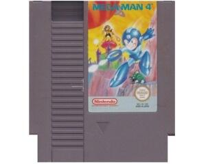 Mega man 4 (UK) (NES)