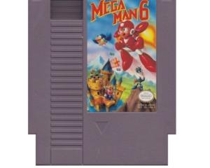 Mega man 6 (US) (NES)