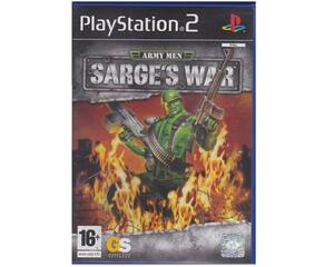Army Man : Sarge's War u. manual (PS2)