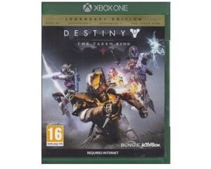 Destiny : The Taken King (legendary edition) (Xbox One)