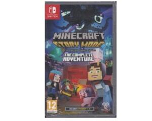 Minecraft Story mode : The Complete Adventure (ny vare) (Switch)