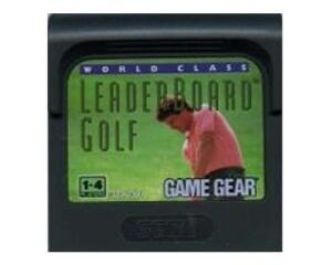 Leaderboard Golf (Game Gear)