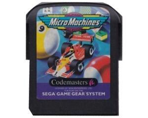 Micro Machines (Game Gear)
