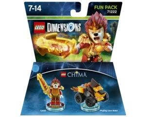 Lego Dimension Fun Pack 71222 (ubrugt)