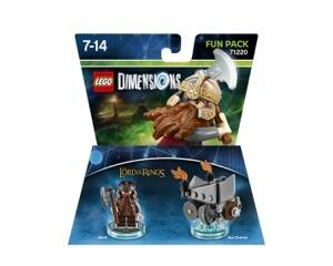 Lego Dimension Fun Pack 71220 (ubrugt)
