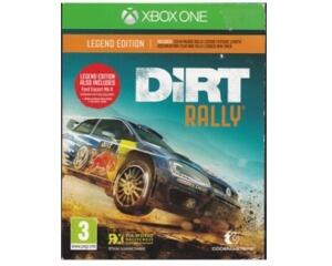 Dirt Rally (legend edition) (Xbox One)