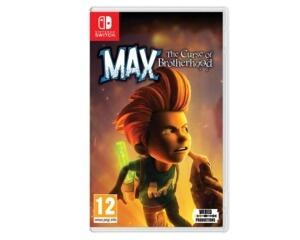Max The Curse of Brotherhood (ny vare) (Switch)
