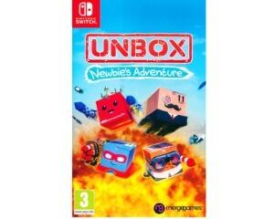 Unbox Newbies Adventure (ny vare) (Switch)