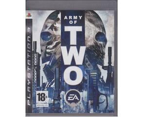 Army of Two u. manual (PS3)