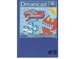 ChuChu Rocket uorig cover m. manual  (Dreamcast)