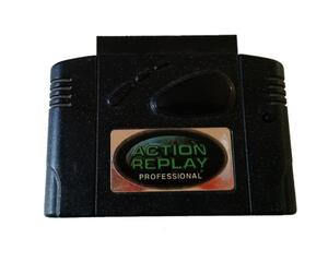 Action Replay Professional (fransk)