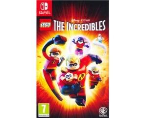 Lego : Incredibles (ny vare) (Switch)