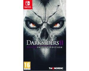 Darksiders 2 (deathinitive edition) (ny vare) (Switch)