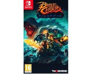 Battle Chasers Nightwar (ny vare) (Switch)