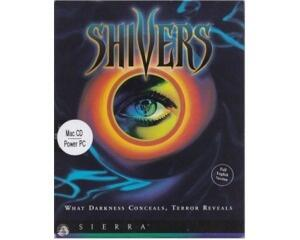 Shivers m. kasse og manual (Mac. CD-Rom)