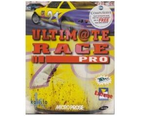 Ultimate Race Pro m. kasse og manual (CD-Rom)