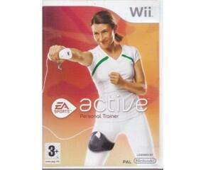 Active Personal Trainer u. holder u. manual (Wii)