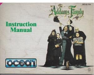 Addams Family, The (FRA) (Nes manual)