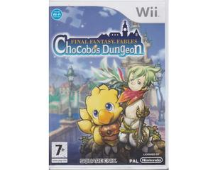 Final Fantasy Fables : Chocobos Dungeon (Wii)