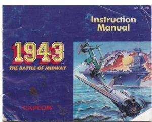 1943 (slidt) (USA) (Nes manual)