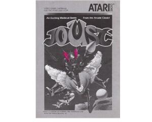 Joust (slidt) (Atari 2600 manual)