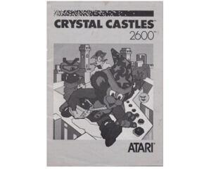 Crystal Castles (Atari 2600 manual)