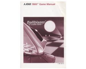 Ballblazer (Atari 7800 manual)