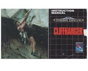 Cliffhanger (slidt) (SMD manual)