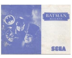 Batman Returns (slidt) (SMS manual)