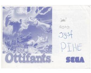 Ottifants, The (slidt) (SMS manual)