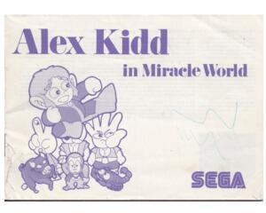 Alex Kidd in Miracle World (slidt) (SMS manual)