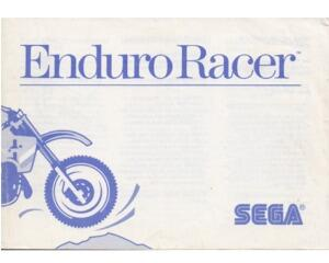 Enduro Racer (SMS manual)