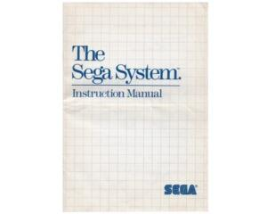 Sega Master System (slidt) (SMS manual)