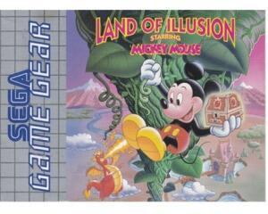 Land of Illusion starring Mickey Mouse (SGG manual)