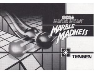 Marble Madness (SGG manual)