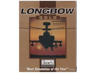 Longbow Gold m. kasse og manual (CD-Rom)