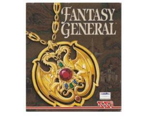 Fantasy General m. kasse og manual (CD-Rom)