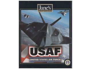 USAF : United States Air Force m. kasse og manual (CD-Rom)