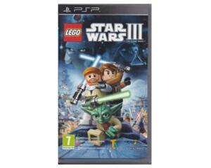 Lego Star Wars III : The Clone Wars (PSP)