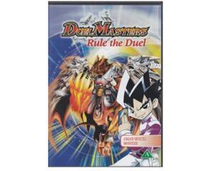 Duel Masters : Rule the Duel (DVD)