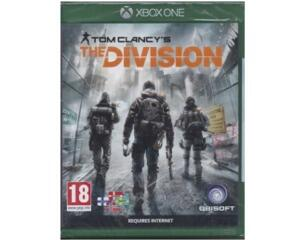 Division, The (forseglet) (Xbox One)