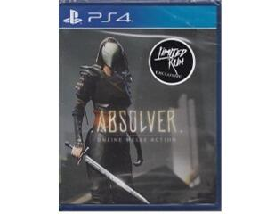Absolver : Online Melee Action (limited run exclusive) (ny vare) (PS4)
