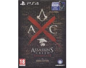 Assassin's Creed : Syndicate (the rooks edition) (PS4)