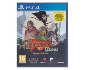 Banner Saga Trilogy, The (bonus edition)  (PS4)