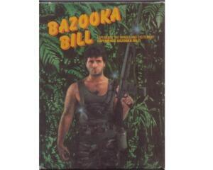 Bazooka Bill (disk) (papæske) m. kopimanual (Commodore 64)