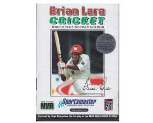 Brian Lara Cricket m. kasse og manual (SMD)