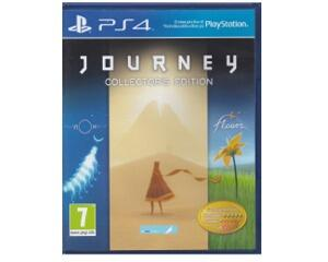 Journey (collectors edition) (PS4)